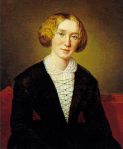 George Eliot aka Mary Anne Evans