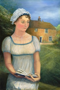 Jane Austen Print