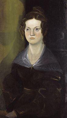 Charlotte_Brontë by Patrick Branwell Brontë