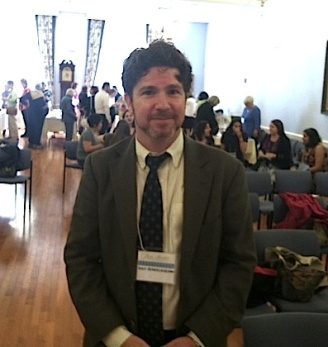 Daniel R. Mangiavellano, Assistant Professor of English at Loyola University Maryland
